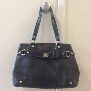 Coach Carly Carryall